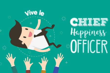 UN CHIEF HAPPINESS OFFICER, C'EST QUOI ?