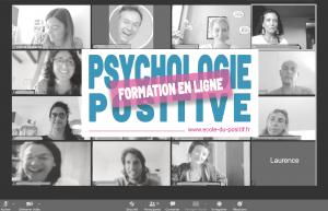 psychologie positve à distance formation
